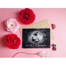 """зображення 1 - Листівка """"Moon"""""""