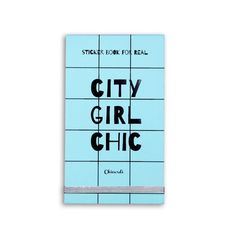 "Наклейки Chiсardi ""Sticker city girl chic"" 609 шт, фото 1"