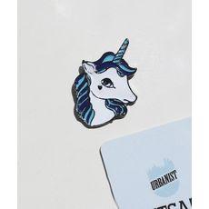 "Значок ""Unicorn Blue"", фото 1"