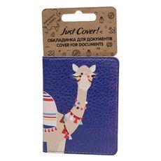 """зображення 1 - Обкладинка на ID-паспорт Just cover """"Верблюд"""" 7,5 х 9,5 см"""