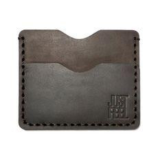 "Картхолдер Just feel ""Vest pocket"" коричневий, фото 1"