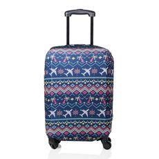 """Чехол для чемодана Trotter """"Trip"""" М, фото 1"""