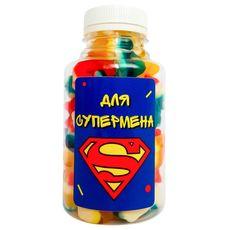 "фото 1 - Конфеты Papadesign ""Для супермена"" 250 мл"