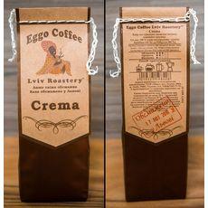"""Кофе  EggoCoffее """"Crema"""" 100 г, фото 1"""