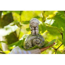 """зображення 1 - Фігурка Atelier Keramus """"Спляче янголятко на мушлі"""""""