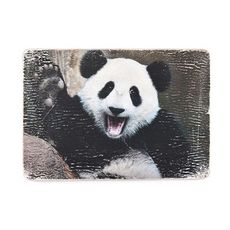 "зображення 1 - Постер ""Panda wave and smile"""