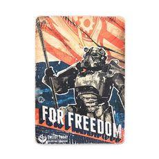 "зображення 1 - Постер ""Fallout #4 For freedom"""