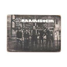 фото 1 - pvx0022 Постер Rammstein #2