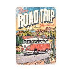 "Постер ""VW #4 The little Road Trip"", фото 1"