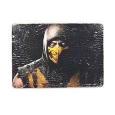 """зображення 1 - Постер """"Mortal Kombat #4 Scorpion"""""""
