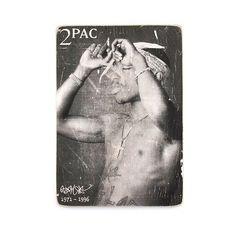 """Постер """"2Pac #2"""", фото 1"""