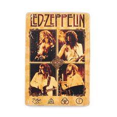 "зображення 1 - Постер ""Led Zeppelin #1"""