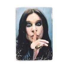 фото 1 - Постер Ozzy Osbourne #3