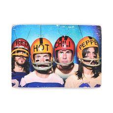 "фото 1 - Постер ""Red Hot Chili Peppers #8"""