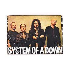 "Постер ""System of a Down #1"", фото 1"