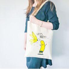 "фото 1 - Эко-сумка Papadesign ""Банан"" 41*37*27"