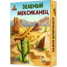 """Игра БомбатГейм  """"Зеленый мексиканец"""" русский язык, фото 1"""