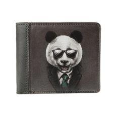 """Кошелек Ziz """"Панда в пиджаке"""", фото 1"""