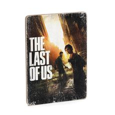 "Постер Wood Posters ""The Last Of Us"" 200х285х8 мм, фото 1"