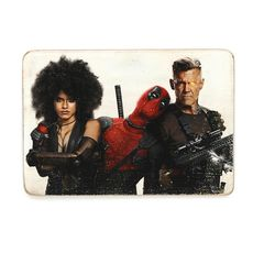 "Постер Wood Posters ""Deadpool"" 285х200х8 мм, фото 1"