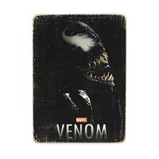 "Постер Wood Posters ""Venom movie"" 200х285х8 мм, фото 1"