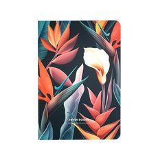 """Скетчбук Hiver books """"Flora"""" A5, фото 1"""