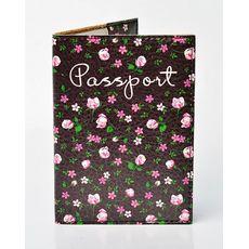 """Обложка на паспорт Passporty """"#62"""" эко-кожа, фото 1"""