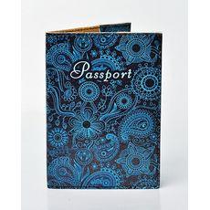 """Обложка на паспорт Passporty """"#69"""" эко-кожа, фото 1"""