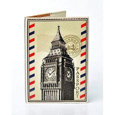 """Обложка на паспорт Passporty """"#95"""" эко-кожа, фото 1"""