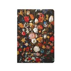 """Скетчбук Hiver books """"Flowers"""" A5, фото 1"""