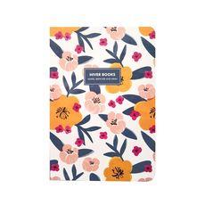 """Блокнот Hiver books  """"Fuchsia"""" S, фото 1"""