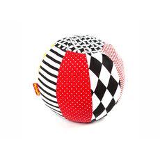 """Погремушка-мячик Ludum """"B&W"""", фото 1"""