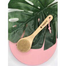фото 1 - Щетка Touch с кактусовой щетиной для сухого массажа
