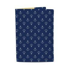 """зображення 1 - Обкладинка на паспорт Just cover """"Якір"""" 13,5 х 9,5 см"""