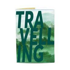 """фото 1 - Обложка на паспорт Just cover """"Travelling"""" 13,5 х 9,5 см"""