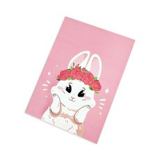 "зображення 1 - Блокнот Papadesign ""Кролик"" A5 20 х 14,5 см."