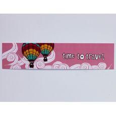 "зображення 1 - Закладка ""Time to travel"" з колекції ""Travel"""