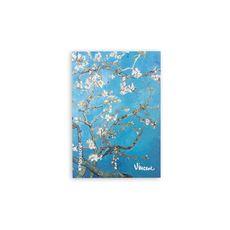 фото 1 - Скетчбук Van Gogh 1890  A5 Чистые 80 страниц с открытым переплетом