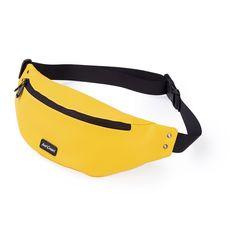 фото 1 - Бананка  Just cover желтая 8 x 33 см