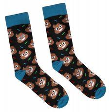 фото 1 - Шкарпетки Poop emoji