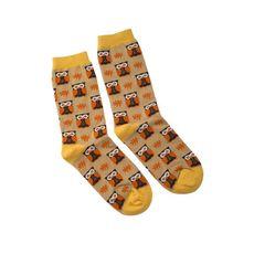 """фото 1 - Шкарпетки """"Сови"""""""
