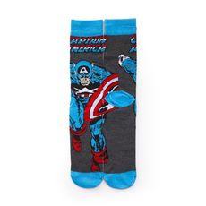 зображення 1 - Шкарпетки Captain America кольорові