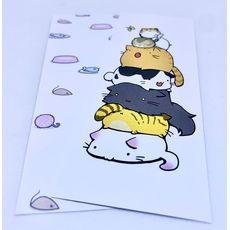 """зображення 1 - Закладка """"Товсті коти"""""""