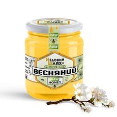 зображення 1 - Мед Весняний Oats&Honey 700 г