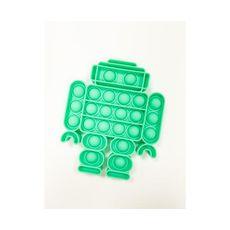 "фото 1 - Поп ит ""Robot green"""
