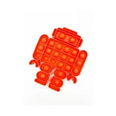 """фото 1 - Поп ит """"Robot orange"""""""