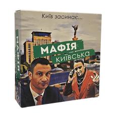 фото 1 - Игра PlayRoom Мафия киевская