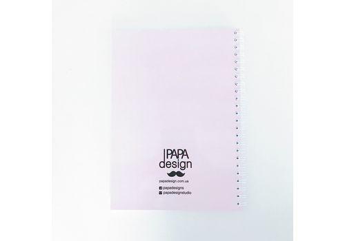 "зображення 3 - Блокнот Papadesign ""girl BOSS"" A5 21 х 15 см."