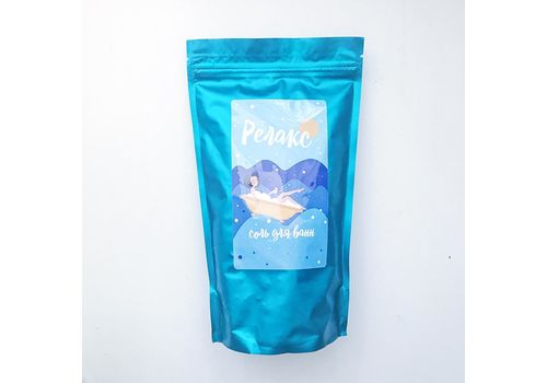 """фото 2 - Соль для ванн """"Релакс"""" Papadesign  500 гр."""