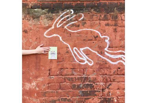 фото 3 - Листівка з єнотом